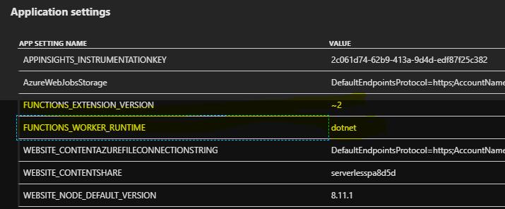 Azure Function App