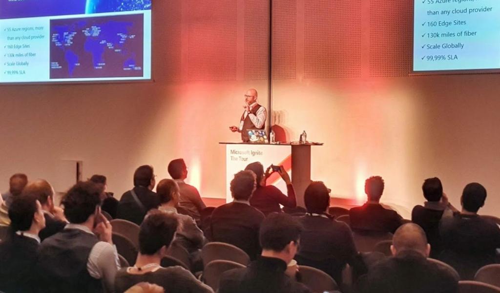 Microsoft Ignite The Tour Milan   Azure Paas