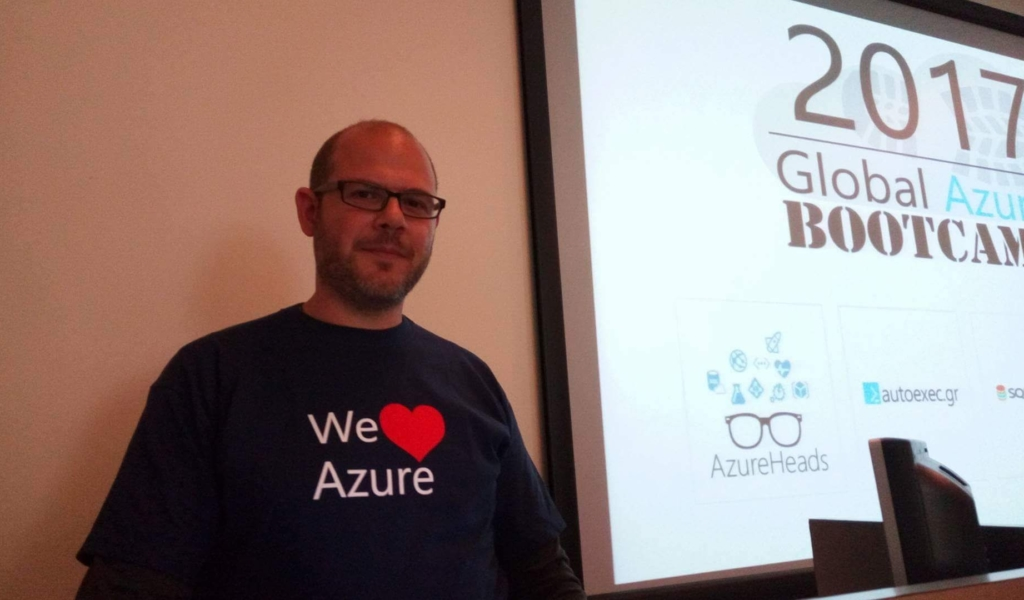 Global Azure Bootcamp 2017