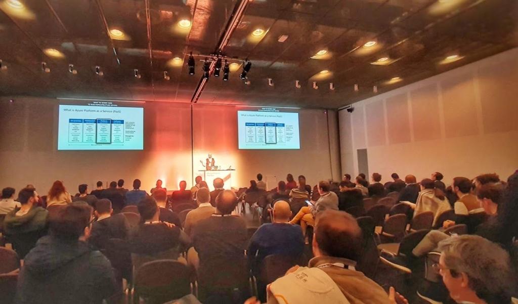 Microsoft Ignite The Tour Milan | Azure Paas